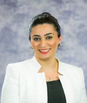 Belle Hormozi