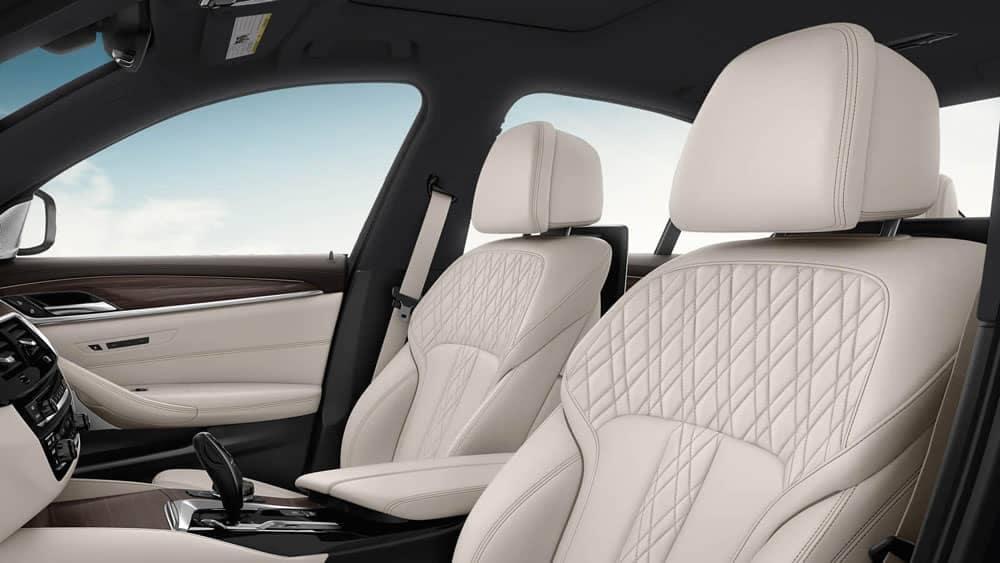 2020 BMW 5 Series Seating
