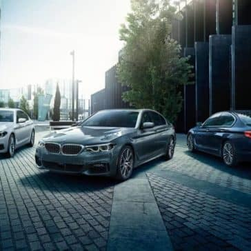 2020 BMW 5 Series Trio