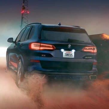 2020 BMW X5 Rear
