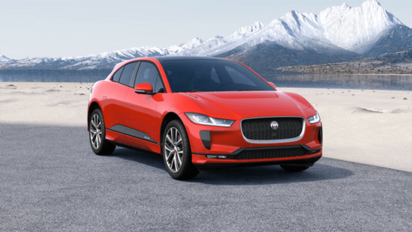 I-PACE First Edition