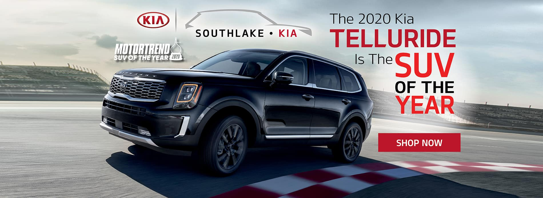 The 2020 Kia Telluride is MotorTrends SUV of the Year