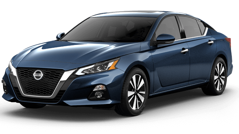 2020 Nissan Altima SV in Navy Blue