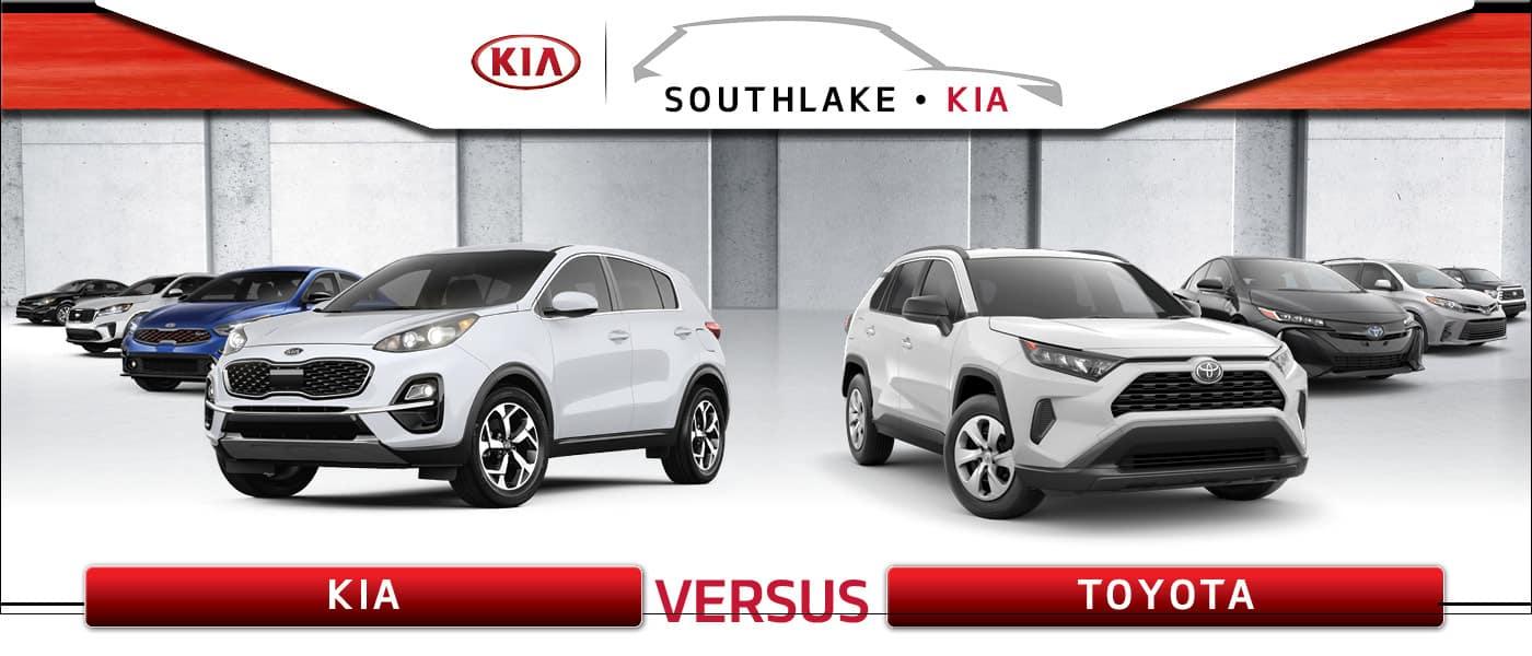 Kia vs. Toyota
