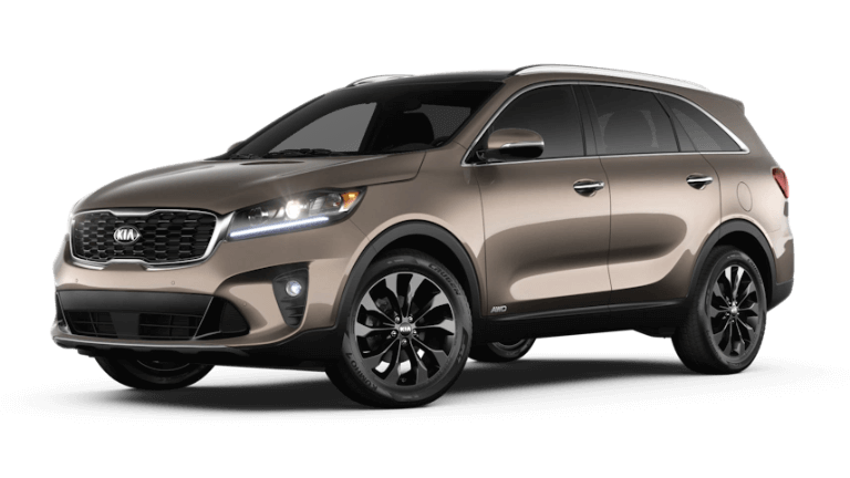 2020 Kia Sorento EX in DragonBrown