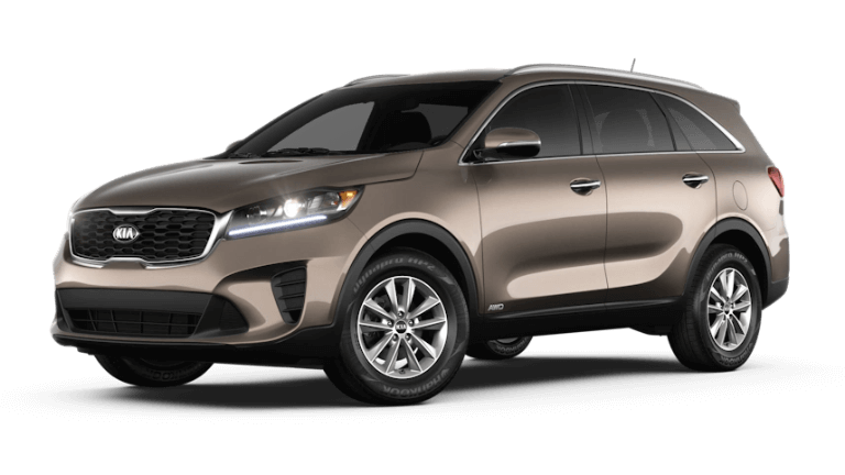 20 Kia Sorento LX Dragon Brown