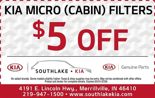 Micro Cabin Filter