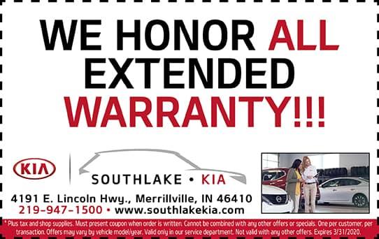 Honor Warranty