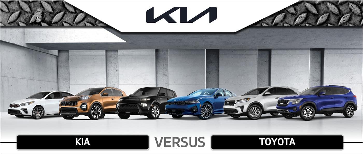 Kia vs Toyota