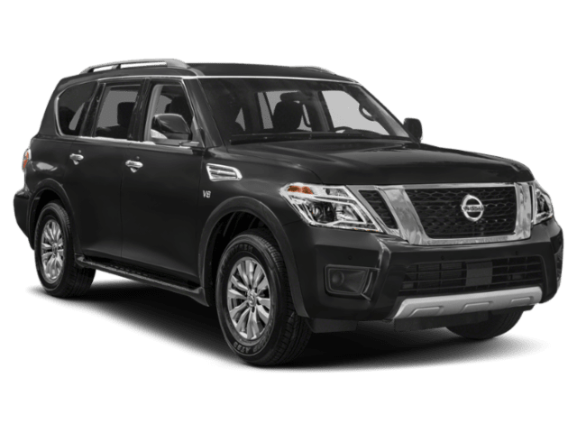 2019 Nissan Armada 4x2 SV Black