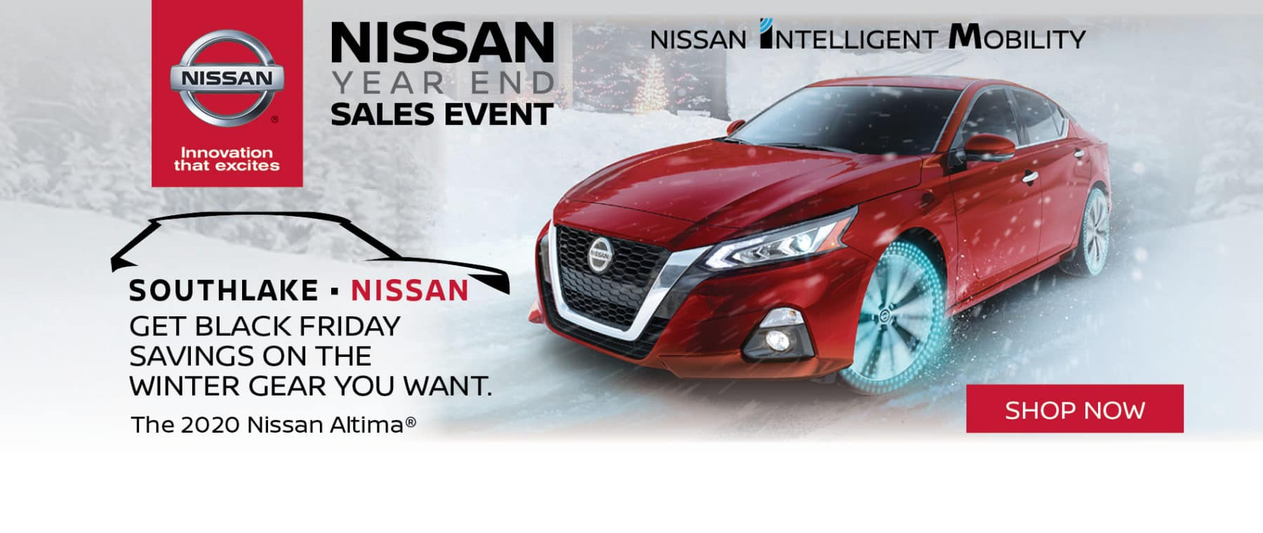 Nissan Year End Sales