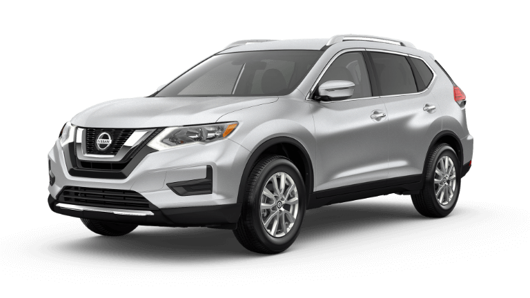 2020 Nissan Rogue - Brilliant Silver Metallic