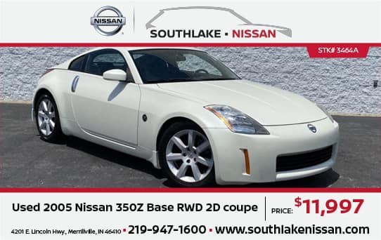 2005 Nissan 350z Used Special | Southake Nissan