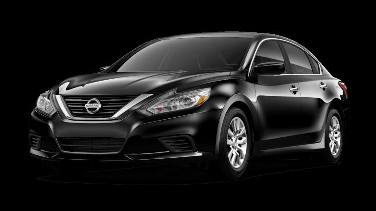 2018 Nissan Altima in black