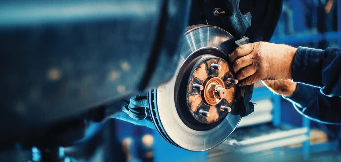 Nissan brake repair in Merrillville, IN