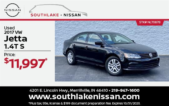 2017 Volkswagen Jetta Used Special | Southlake Nissan