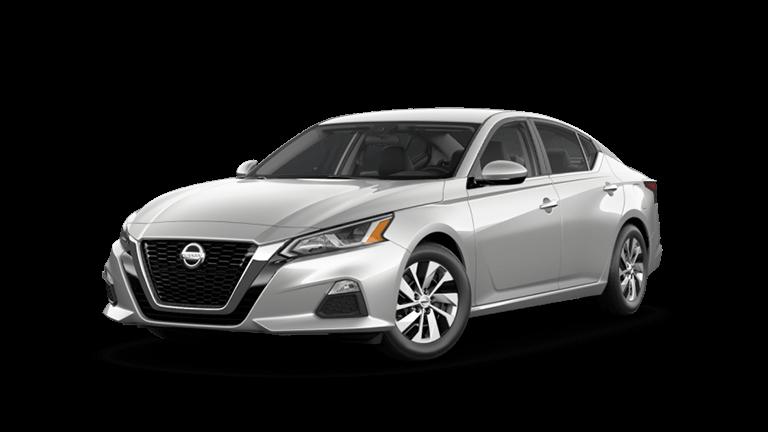 2021 Nissan Altima S in Brilliant Silver