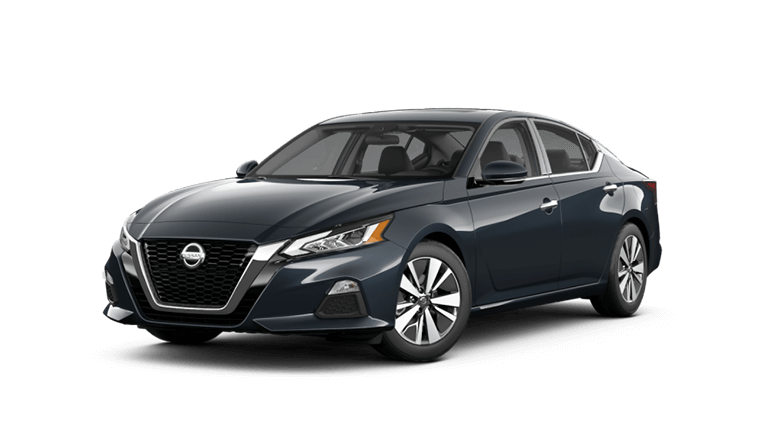2021 Nissan Altima SV in Storm Blue