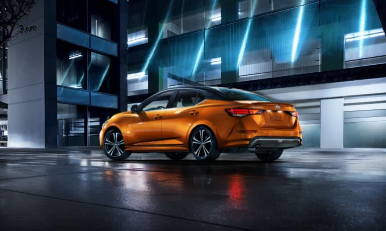 2021 nissan sentra: color options, features, release date