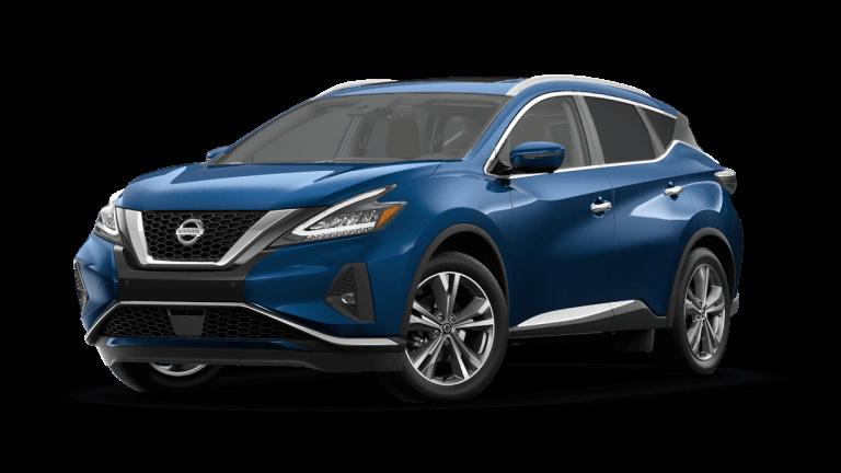 2021 Nissan Murano Platinum Deep Blue