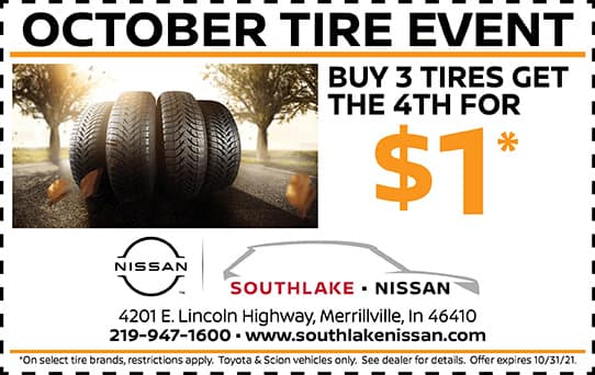 $15 Off Any Paid Service | Southlake Nissan