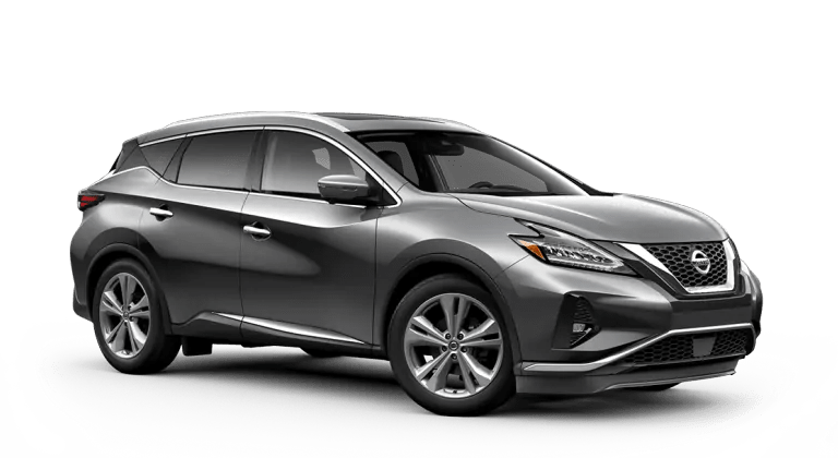 2020 Nissan Murano Silver