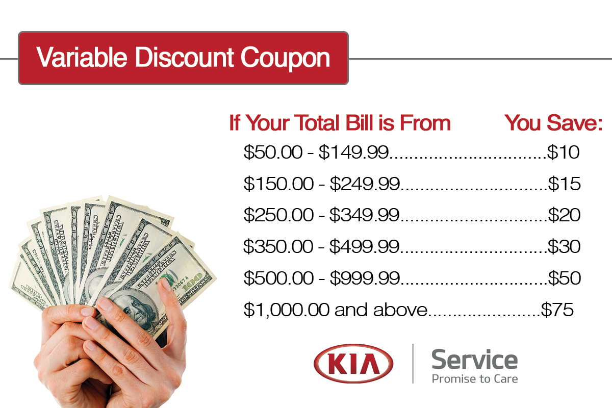 Instant Savings for any Sunset Kia Service Customer