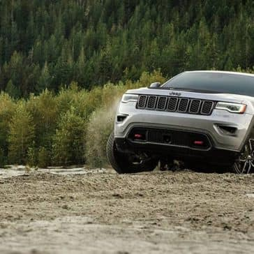 2020 Jeep Grand Cherokee Offroad