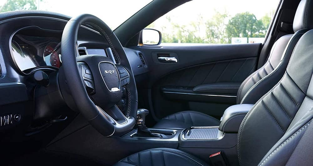 2020 Dodge Charger Interior