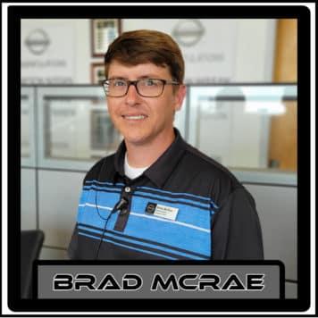 Brad McRae
