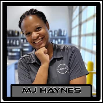 MJ Haynes