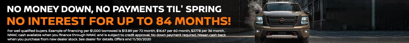 Nissan Savings