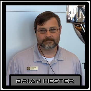 Brian Hester
