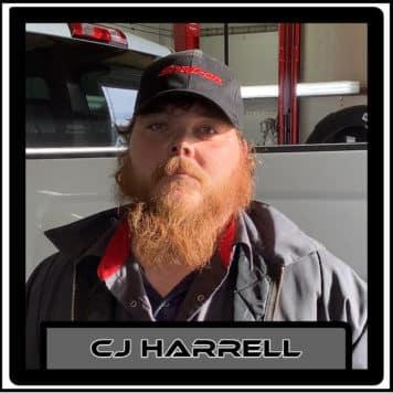 CJ Harrell