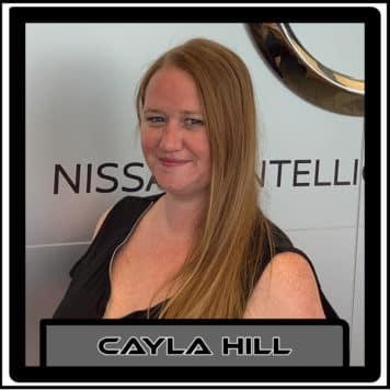 Cayla Hill