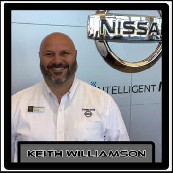 Keith Williamson