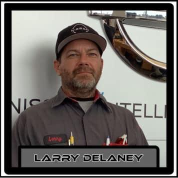 Larry Delaney