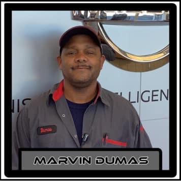 Marvin Dumas