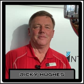 Ricky Hughes
