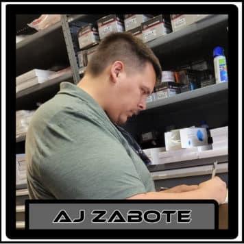 AJ Zabote