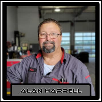 Alan Harrell