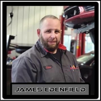 James  Edenfield