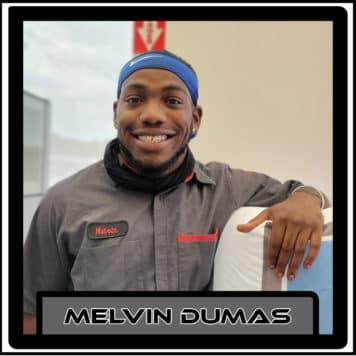 Melvin Dumas