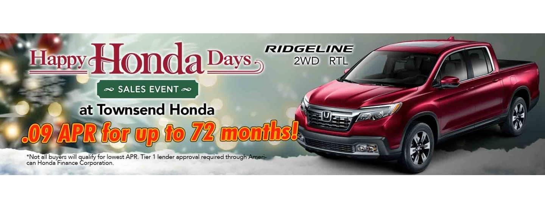 Honda Memorial Day Sale 2017 >> Townsend Honda Honda Dealer In Tuscaloosa Al