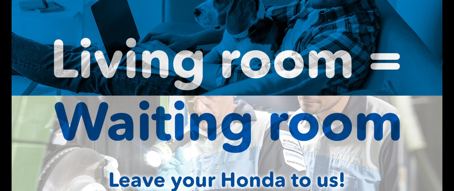 Honda Service Valet