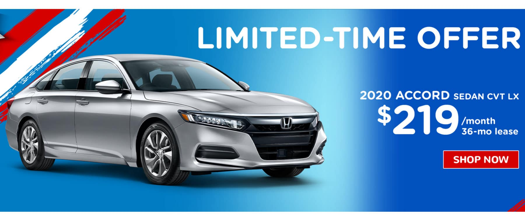2020 Accord Sedan CVT LX shop now