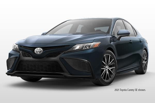 New 2022 Toyota Camry SE Sedan