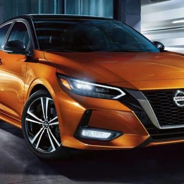 2020 Nissan Sentra Headlight