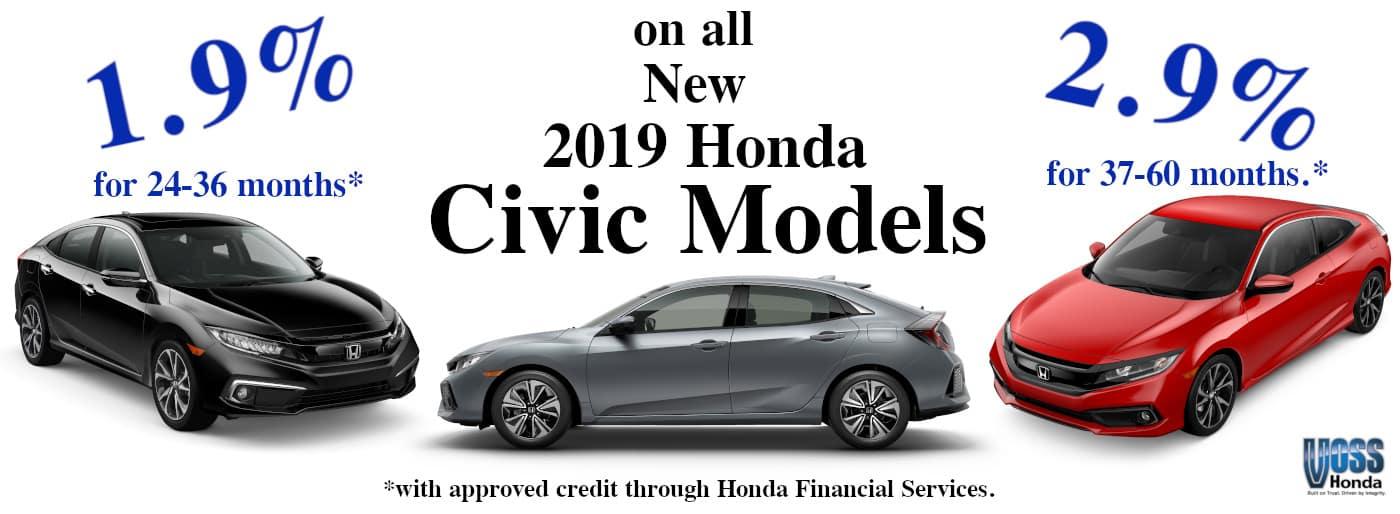 2019 Civic APR Special