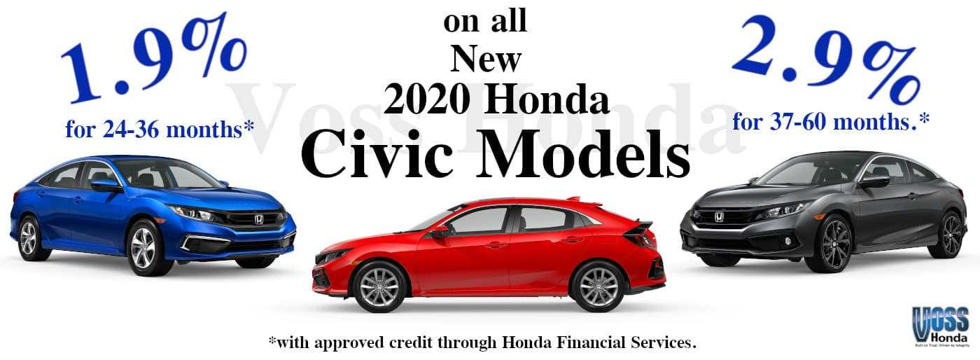 2020 Civic APR Special